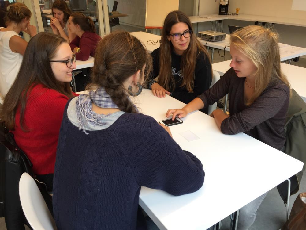 Workshop Europese Unie