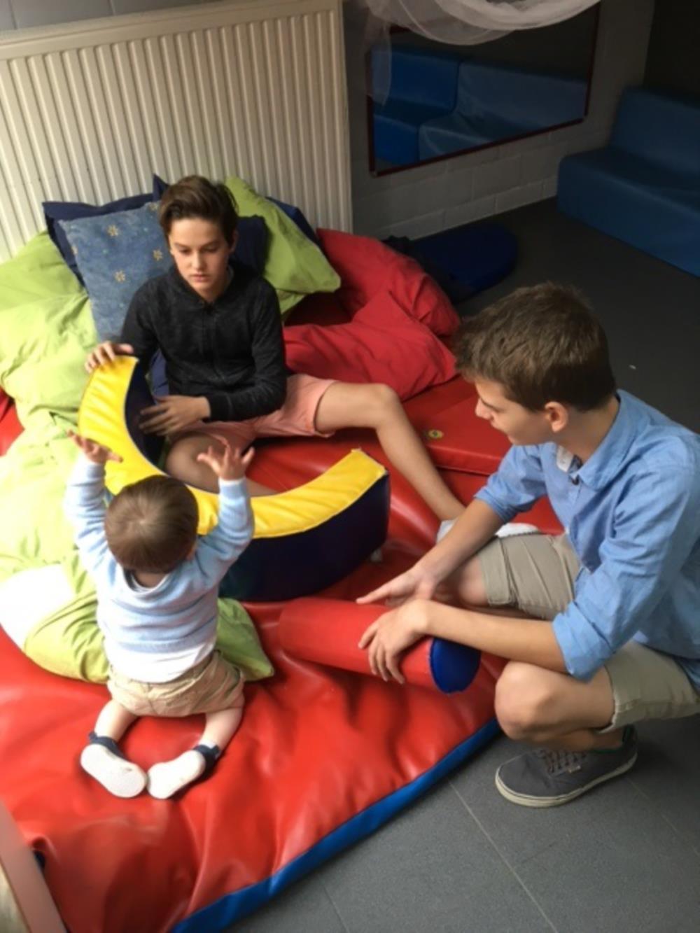 Bezoek kinderdagverblijf Pietje Pek