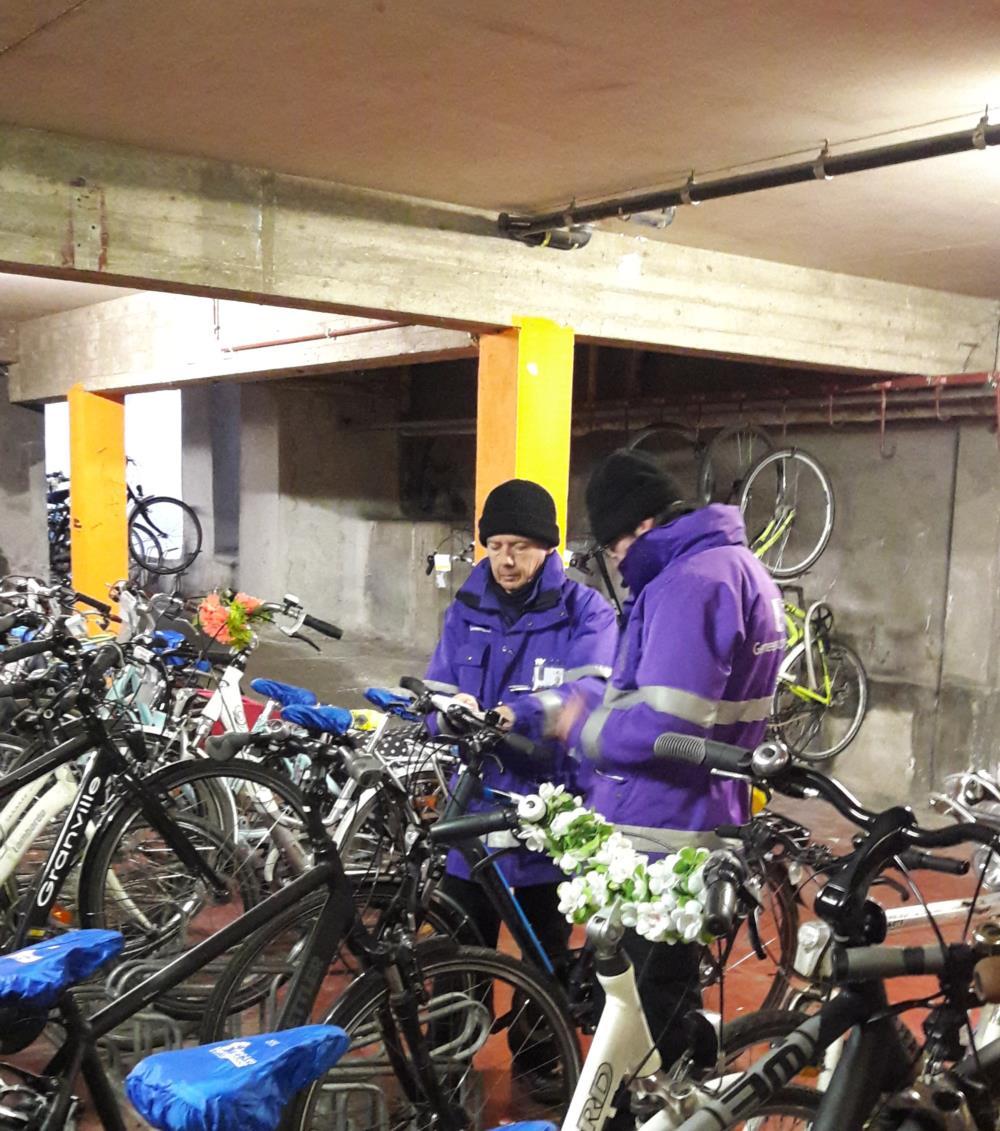 Gepimpte fietsen