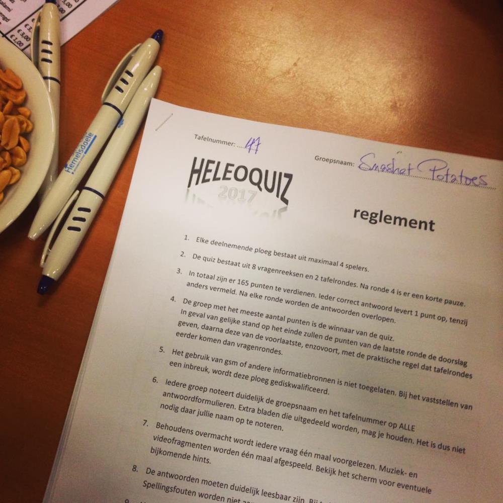 Heleoquiz