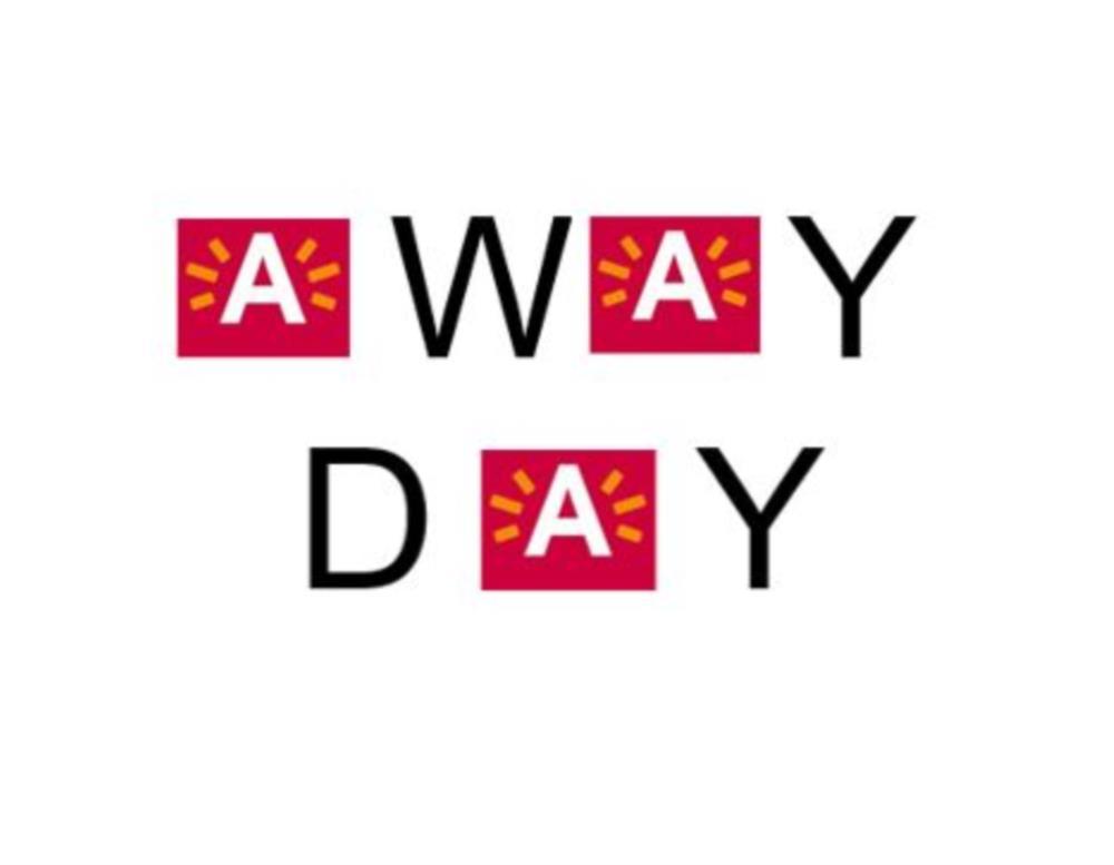 Away day - Vierdes