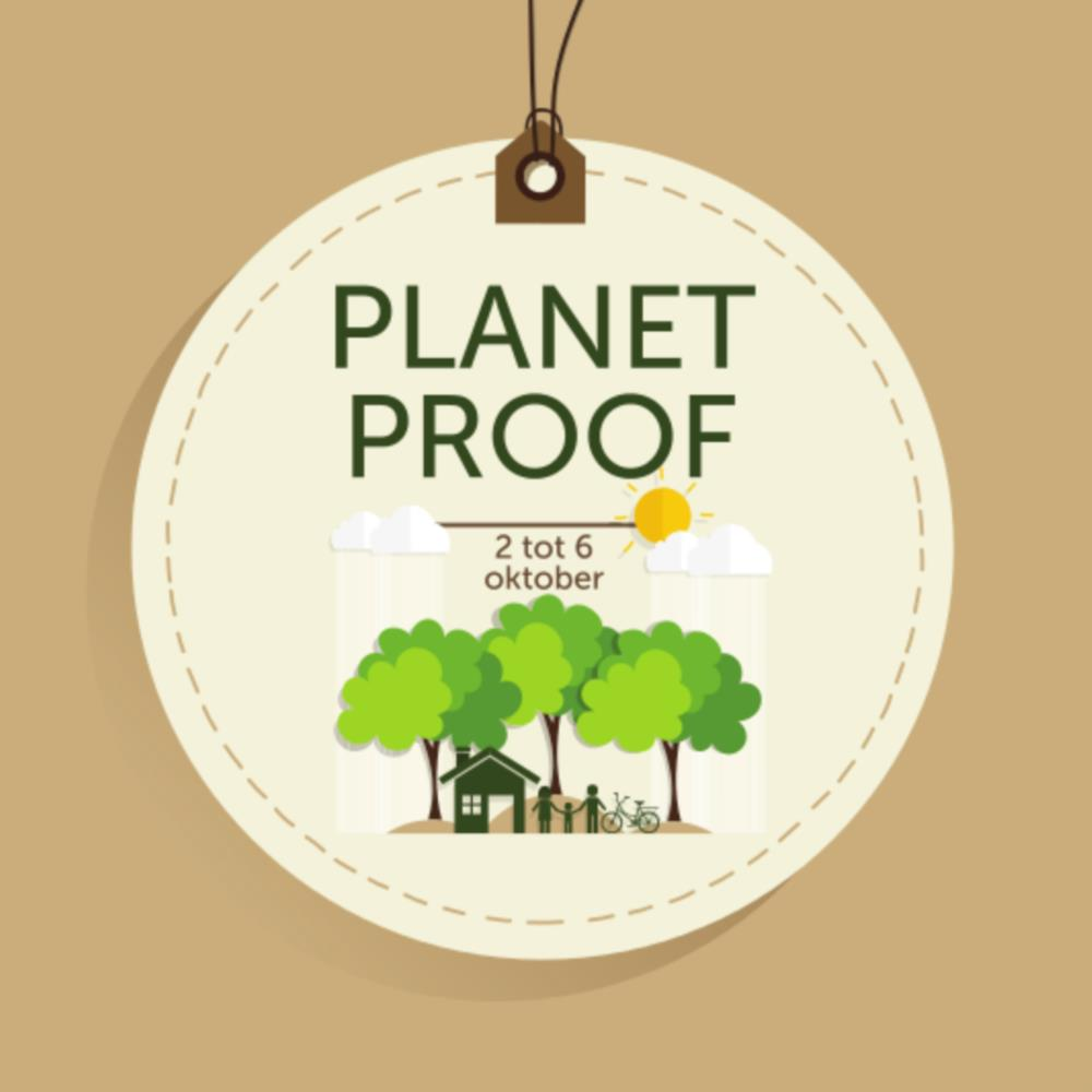 PlanetProof klimaatweek 2 – 6 oktober