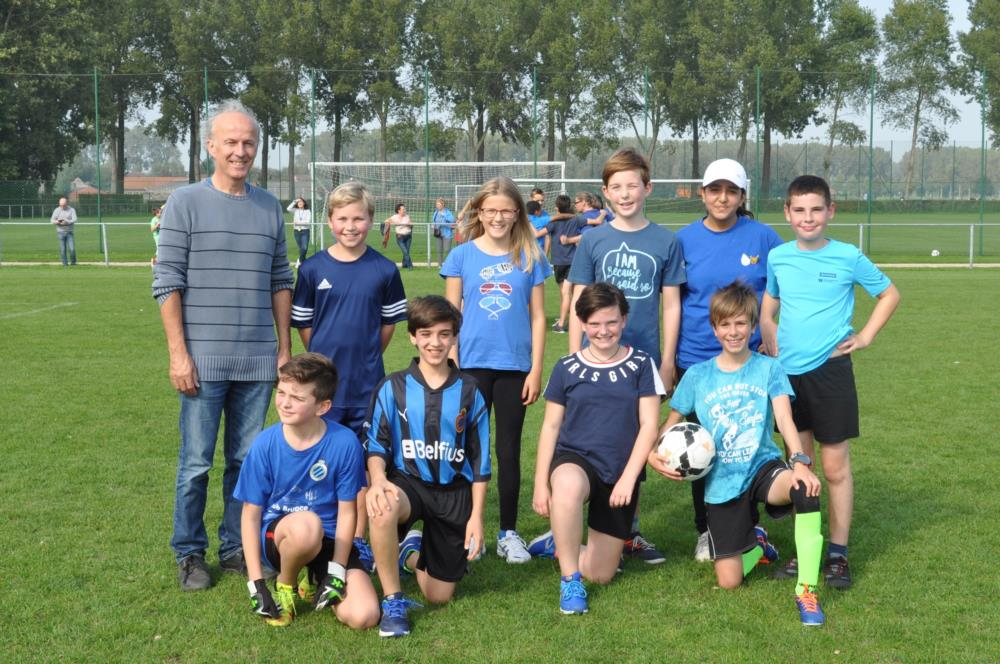 Klassencompetitie voetbal!