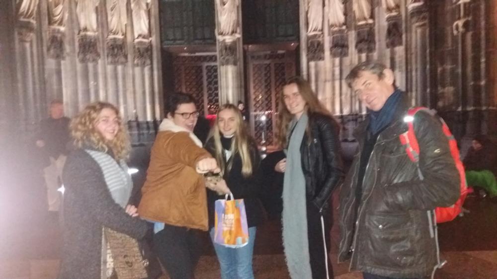 Uitstap naar Köln