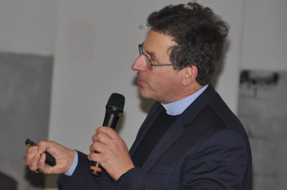 Bisschop op bezoek