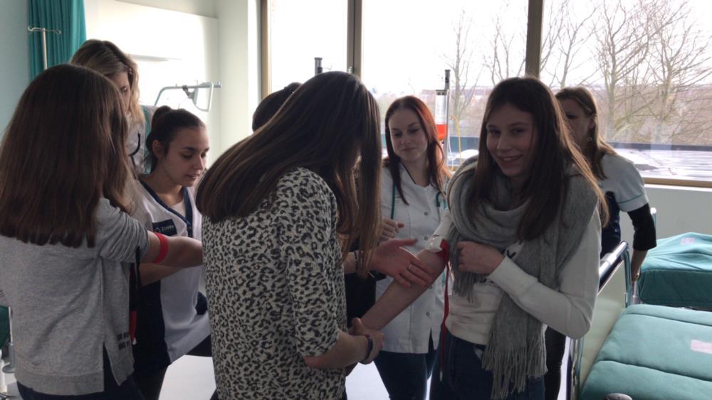 Op bezoek bij ZOWE Hogeschool