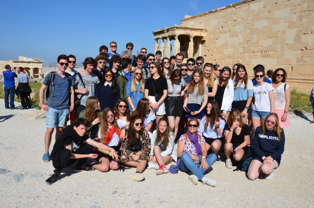 Cultuurreis Griekenland