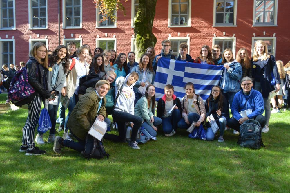 Dag van het Grieks