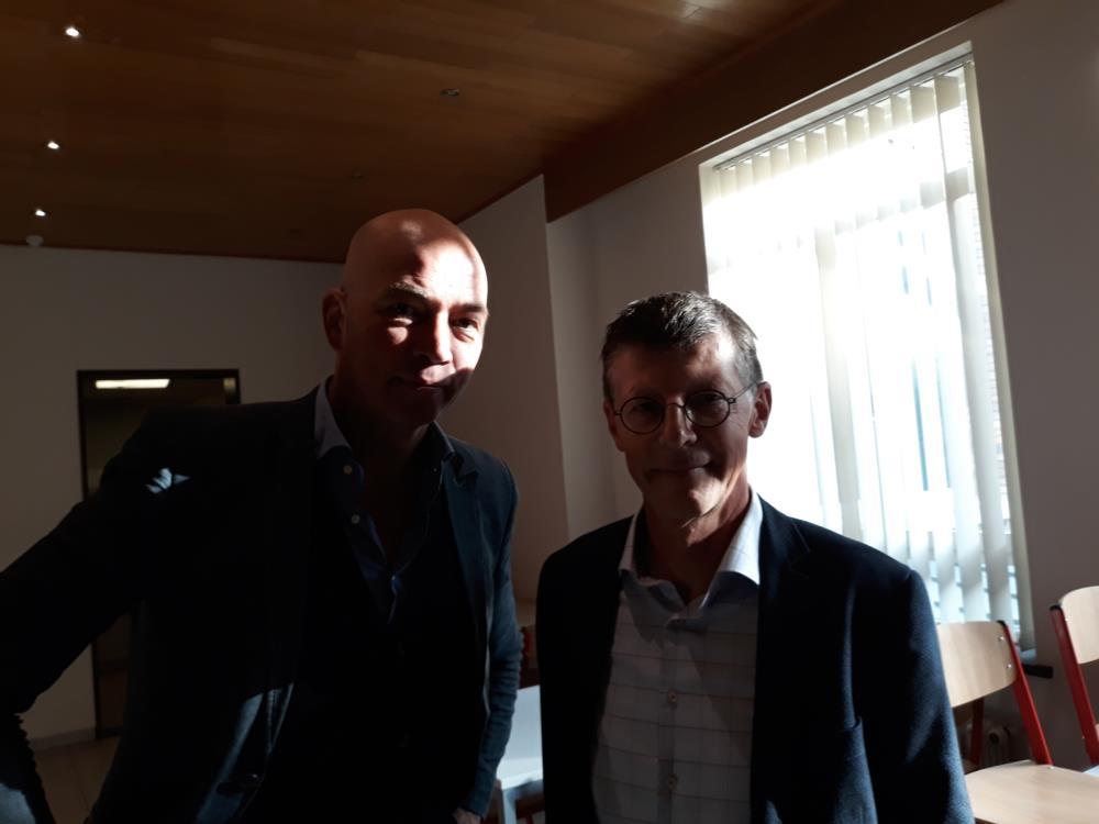Literaire ontmoeting met de schrijver Tommy Wieringa