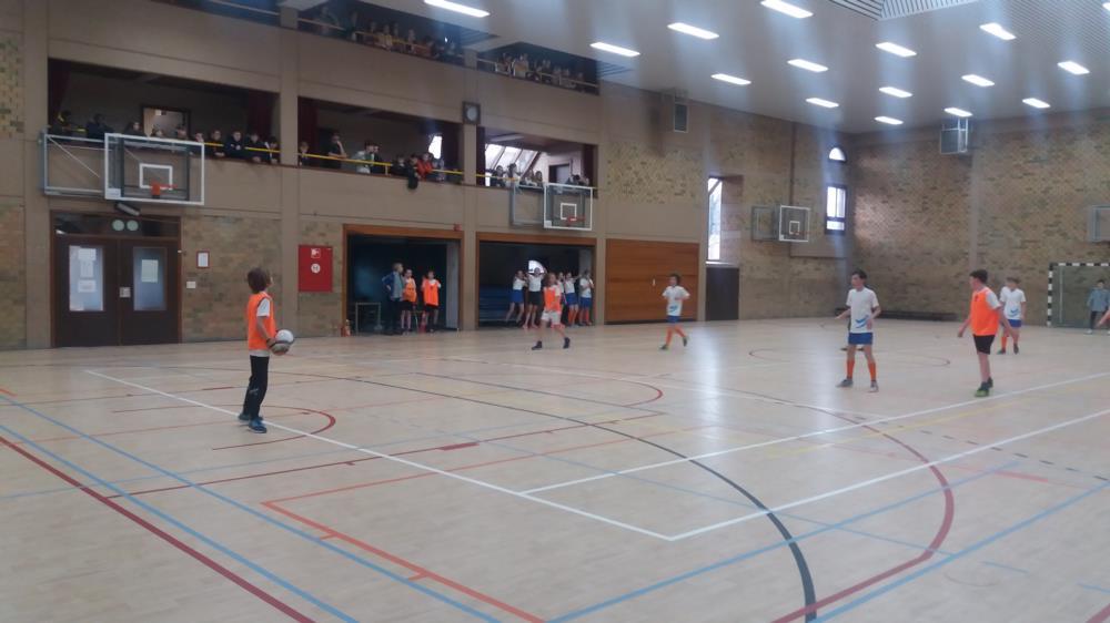 Klassencompetities voetbal graadsfinales