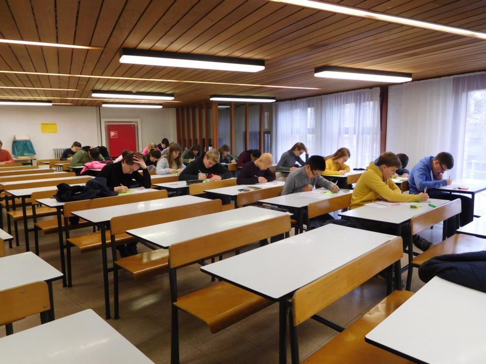 Vlaamse wiskunde Olympiade