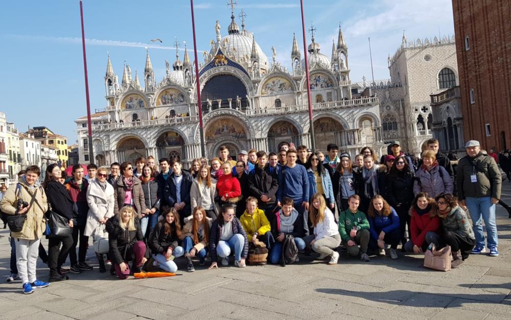 Op uitwisseling met S.P.E.E.D. naar Padova, Italië