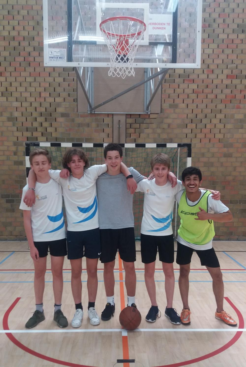 Klassencompetitie basketbal