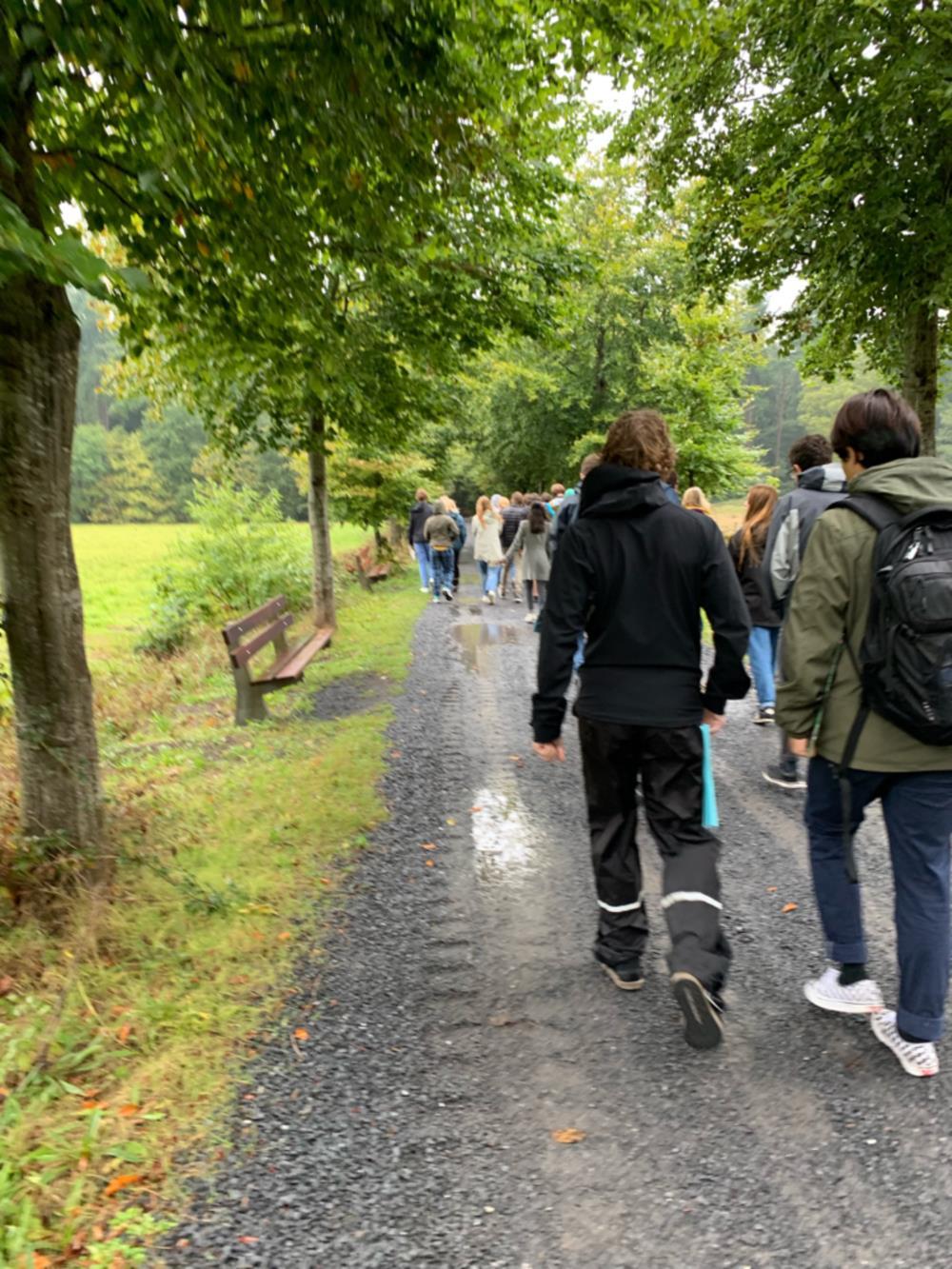 Ecologie-excursie met Biotoopstudie