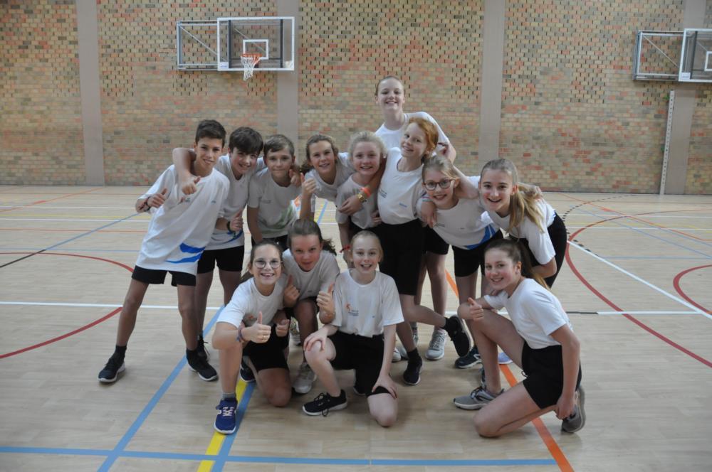 Sport&Spelactiviteiten 1ste graad