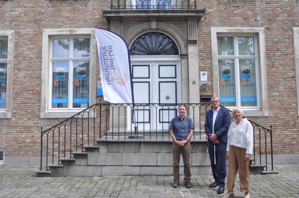 Sint-Leo Hemelsdaele bovenbouw krijgt een nieuwe directeur