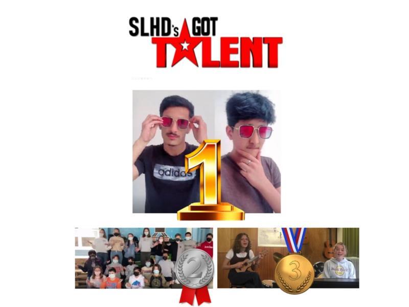 SLHD's got talent - Wat een feest, wat een talent!