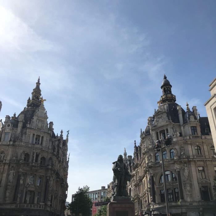 Awayday - 4de jaar - Antwerpen