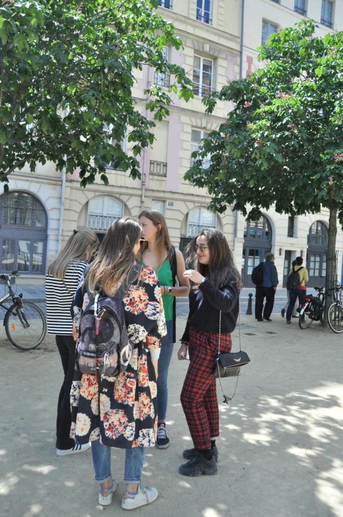 Awaydagen - 5de jaar - Parijs