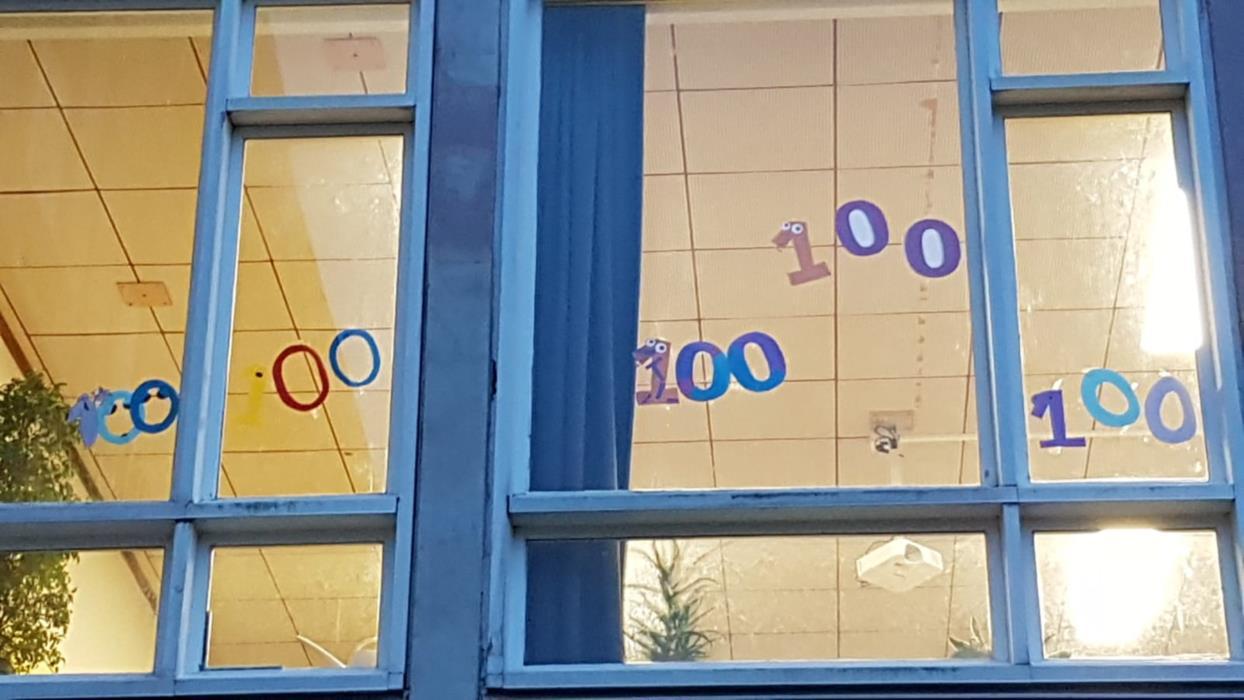100 dagen - Eerstes