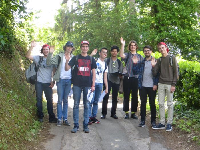 Excursie aardrijkskunde 6de jaar