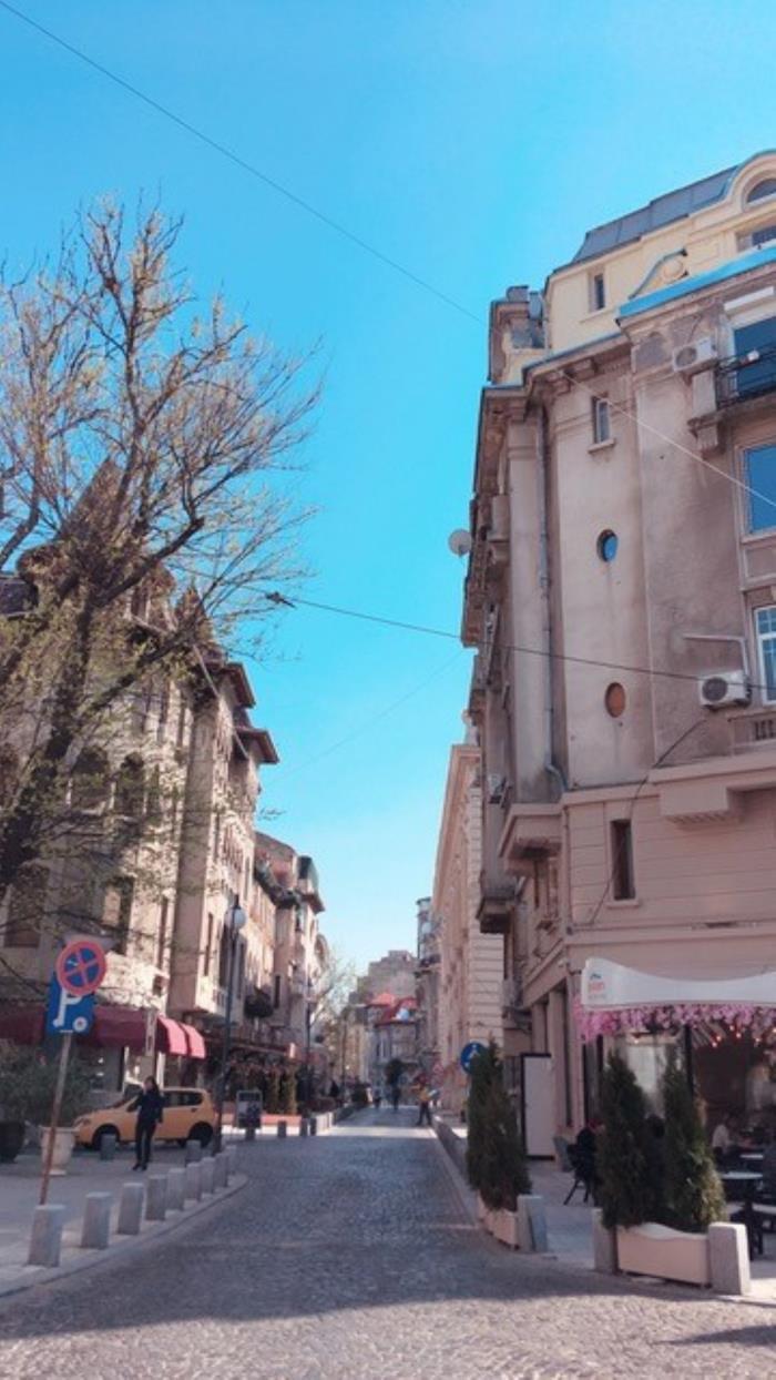 Uitwisseling met Bucharest, Roemenië