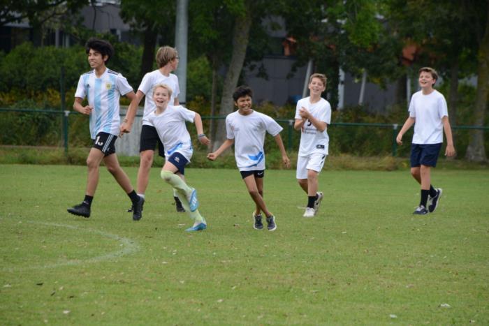 Klassencompetitie voetbal eerste graad