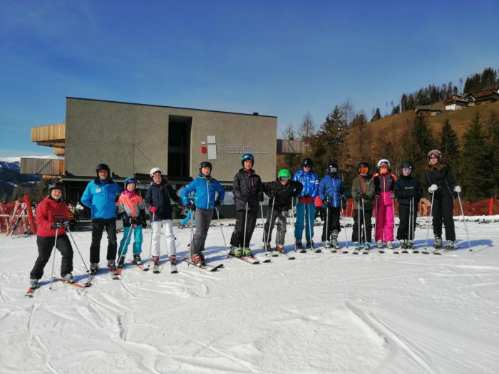 Skireis eerste graad