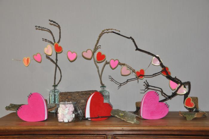 Valentijn op school