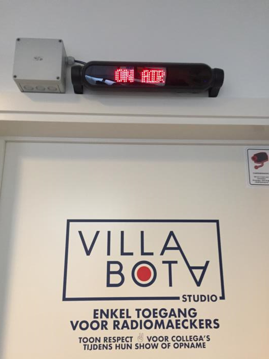 Bezoek Villa Bota
