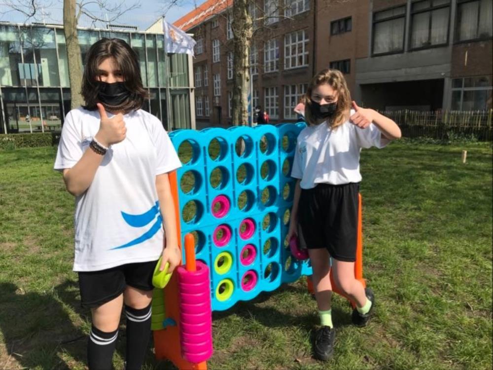 Coronaproof sporten en spelen